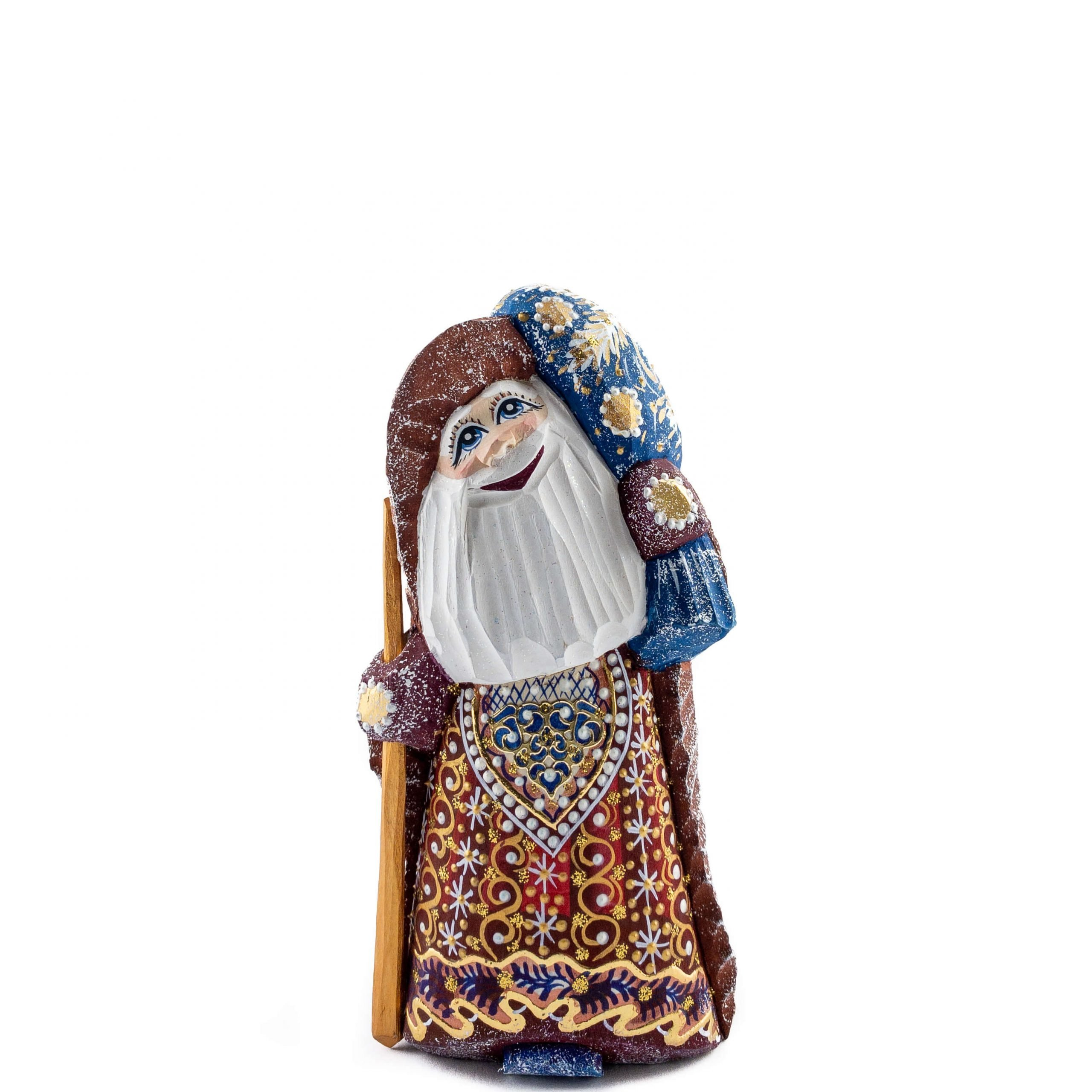 small category wooden Santa figuge